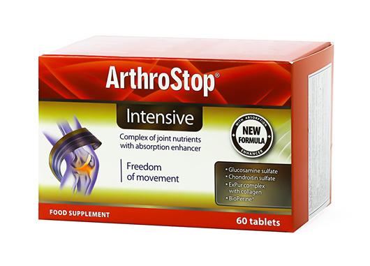 Thực phẩm chức năng ArthroStop Intensive